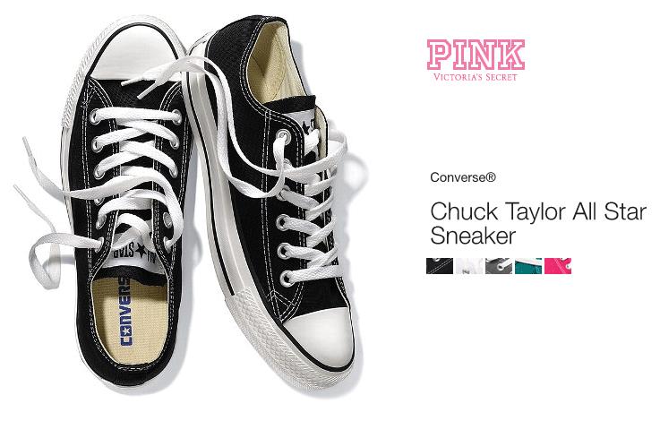 b407cdaff5340 Victoria's Secret Chuck Taylors - Chuckverse.com